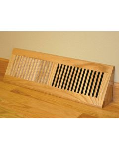 Wood Base Vent Grille