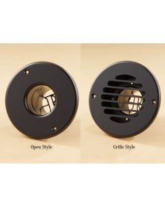 Oil-Rubbed Bronze Open & Grille Outlets